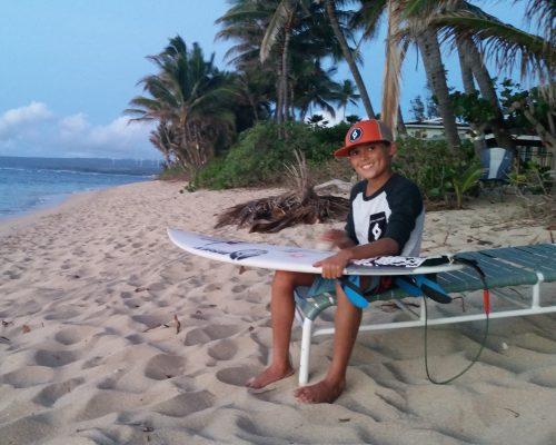 Keenan Wiech-Beach